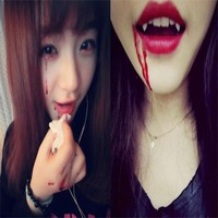 Halloween Decoration Horror Artificial Blood Makeup Fake Royal Blood Vampire Fancy Cosplay Ultra-realistic Party Decoration Prop