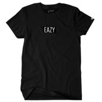 Mini Eazy Box Logo Tee BLK