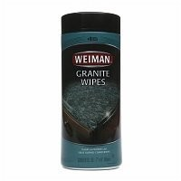Weiman Products Llc 30Ct Granite Wipes Dusters & Polishing Cloths
