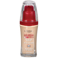 L'Oreal Infallible Makeup SPF 18 Sand Beige 612 Ulta.com - Cosmetics, Fragrance, Salon and Beauty Gifts