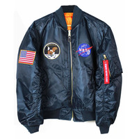 Apollo 11 NASA MA-1 Bomber Jacket