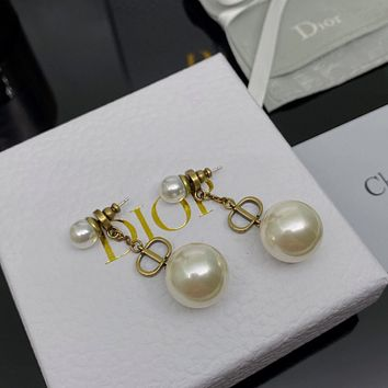 Dior Women's Fashion Accessories Fine Jewelry Ring & Chain Necklace & Earrings 07042