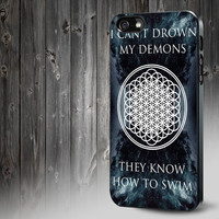 Sempiternal Bring Me the Horizon Handmade Design Custom For Samsung Galaxy, iPod/ iPhone Case