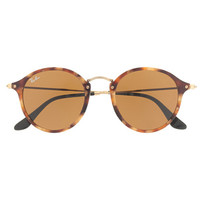 J.Crew Womens Ray-Ban Icon Round Sunglasses