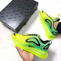 "shosouvenir NIKE AIR MAX 720 ""VOLT"" NOW AVAILABLE Hundreds of leisure sports jogging shoes"