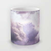 The Skies Are Painted II (Cloud Galaxy) Mug by Soaring Anchor Designs