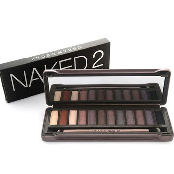 Womens Makeup Tools Convenient Urban Decay Naked Eyeshadow Palett