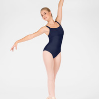 "Free Shipping - ""Titania"" Adult Ribbed Bodice Tank Leotard by WEAR MOI"