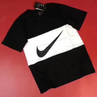 """NIKE"" Unisex Casual Short Sleeve Shirt  Tee Top Blouse   G-A-GHSY"