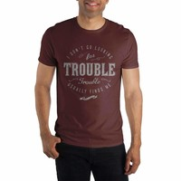 Harry Potter and the Prisoner of Azkaban I Don't Go Looking For Trouble T-Shirt