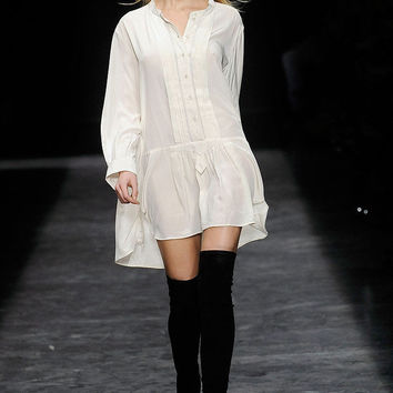 """~~ THIGH-HIGH ~~ NEW $1035 ISABEL MARANT SUEDE """"BRENNA"""" OVER-THE-KNEE BOOTS ~ 37"""