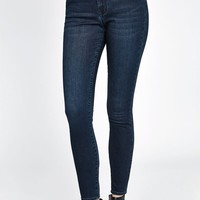 PacSun Tango Blue Super High Rise Jeggings at PacSun.com