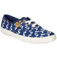 Keds Women's Limited Edition Taylor Swift Champion Bow Stripe Sneakers