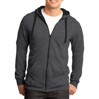 District Men's Young The Concert Fleece Full Zip Hoodie