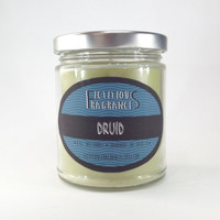 Druid -- RPG Class Inspired 8oz Scented Soy Candle