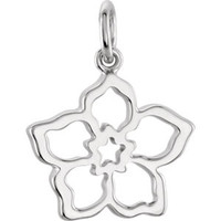 Forget Me Not Charm