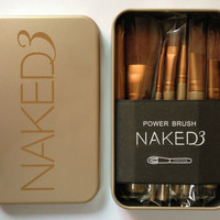 NAKED 3 Power Makeup Brushes