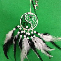 Small Yin Yang Dreamcatcher