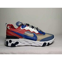 Nike Upcoming React Element 87 blue/red 36-45
