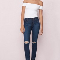 Power Move High Waist Ankle Jegging