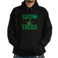 GROW TREES Hoodie> Grow Trees> 420 Gear Stop