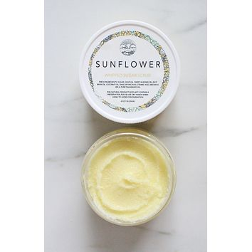 Sunflower - Whipped Sugar Scrub