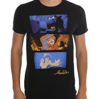 Disney Aladdin Panel Trio T-Shirt