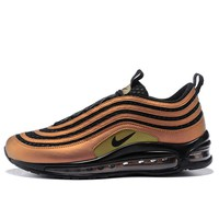Trendsetter Nike Air Max 97 Skepta Women Men Fashion Casual Sneakers Sport Shoes
