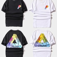 cc DCCK Palace Rainbow T-Shirt