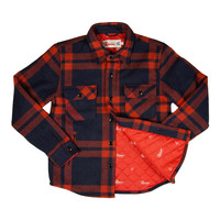 R Plaid CPO - Casual Industrees