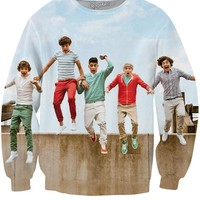 One Direction Crewneck Sweatshirt