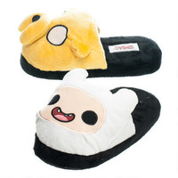 Adventure Time Finn and Jake Slippers |