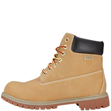 Mens - Dexter - Men's Wheat Waterproof Boot - Payless Shoes