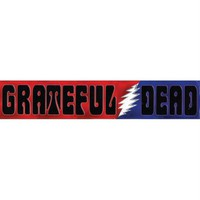 Grateful Dead - Sixies Logo Decal