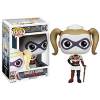 Funko POP! Batman Arkham Asylum Figure - NURSE HARLEY QUINN: BBToyStore.com - Toys, Plush, Trading Cards, Action Figures & Games online retail store shop sale