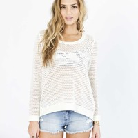 Billabong Women's Starfruit Sun Sweater