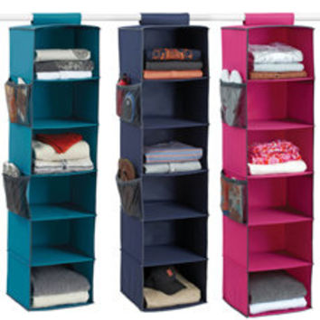 Gearbox 6-Shelf Sweater Organizer - Bed Bath & Beyond