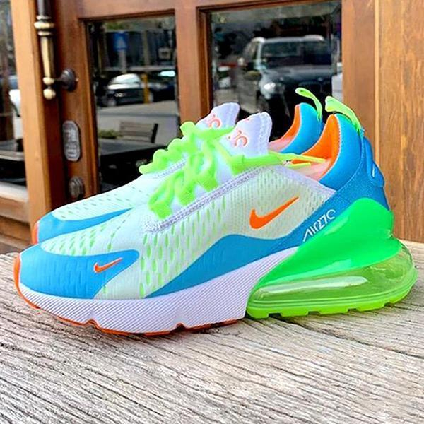 Image of NIKE AIR MAX 270 FASHION Sneakers Sport Shoes