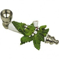 Cannabuds Pipe - Sloth - Vapor Tubes - Concentrate Tools - Made in the USA - Smoking Pipes - Grasscity.com