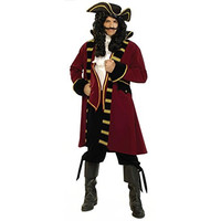 Forum Novelties Mens Pirate Costume Halloween Party Costume Set