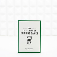The Little Book of Drinking Games - Urban Outfitters
