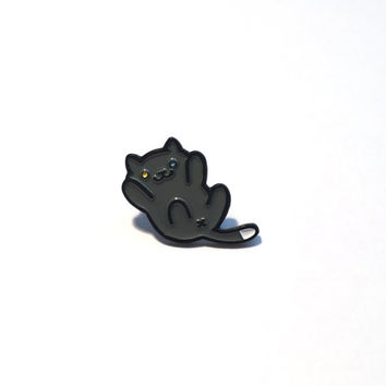 Pepper Enamel Pin *Neko Atsume*