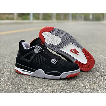 Air Jordan 4 Retro Bred 308497-060