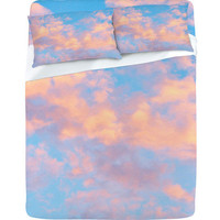 DENY Designs Home Accessories   Lisa Argyropoulos-Dream Beyond The Sky Sheet Set