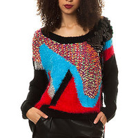 The Max Sweater in Black