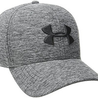 Under Armour Men's Twist Tech Closer Cap, Black (001), Large/X-Large