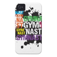 Gymnast Cover iPhone 4 Covers from Zazzle.com