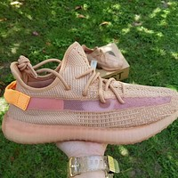 Adidas Yeezy 350 V2 Fashion All-match Sneakers Shoes