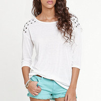 White tops at PacSun.com