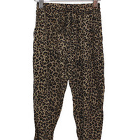 Kody KIDS Pants - Leopard